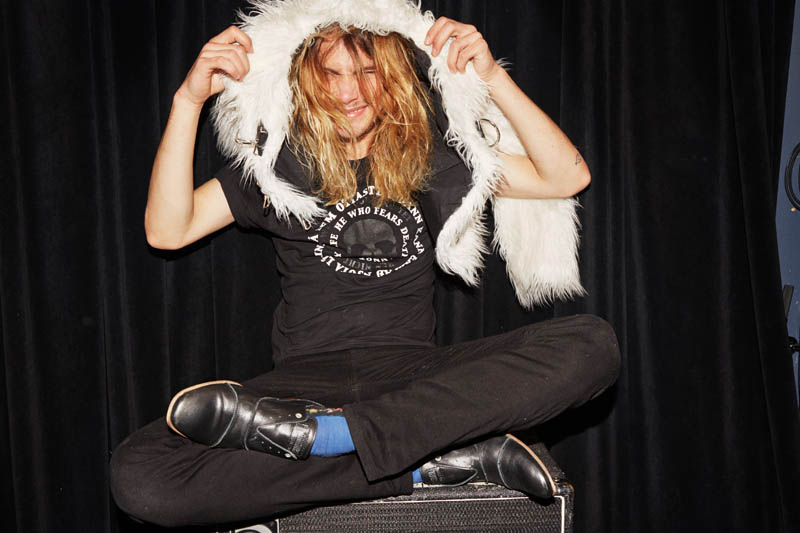 Steve Madden Embraces Rock and Roll Style for New Shoot