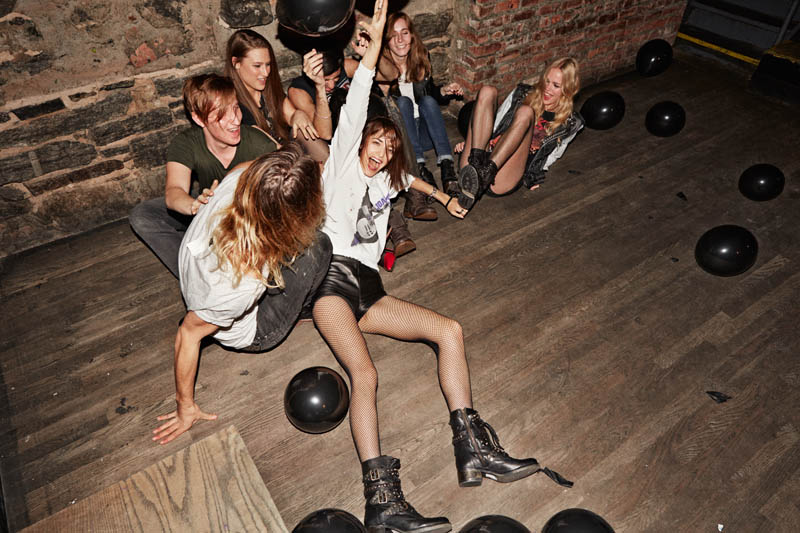 steve madden bowery 6 Steve Madden Embraces Rock and Roll Style for New Shoot