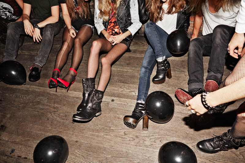 steve madden bowery 7 Steve Madden Embraces Rock and Roll Style for New Shoot