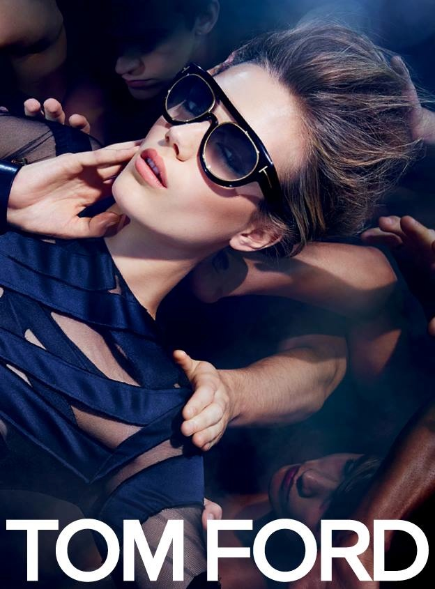tom ford spring 2014 campaign3 Esther Heesch Lands Tom Ford Spring/Summer 2014 Campaign