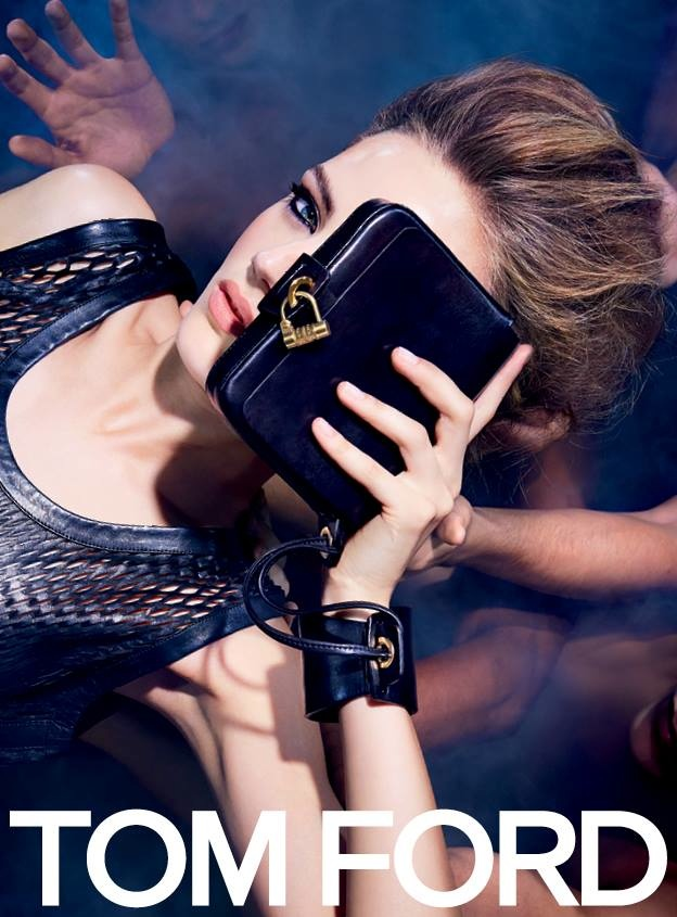 tom ford spring 2014 campaign5 Esther Heesch Lands Tom Ford Spring/Summer 2014 Campaign