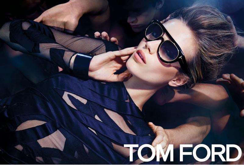 Esther Heesch Lands Tom Ford Spring/Summer 2014 Campaign
