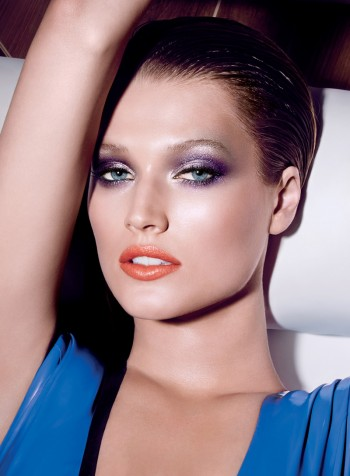 Toni Garrn Fronts NARS Spring 2014 Color Campaign