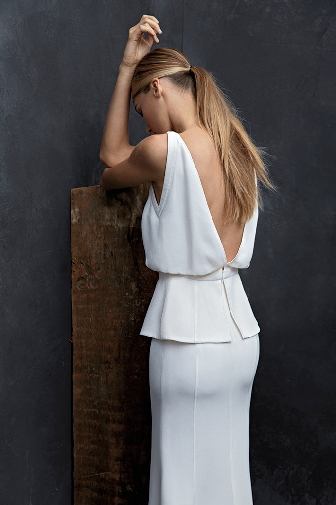 valentina zelyaeva model7 Valentina Zelyaeva Poses for Hans Neumann in Harpers Bazaar Latin America