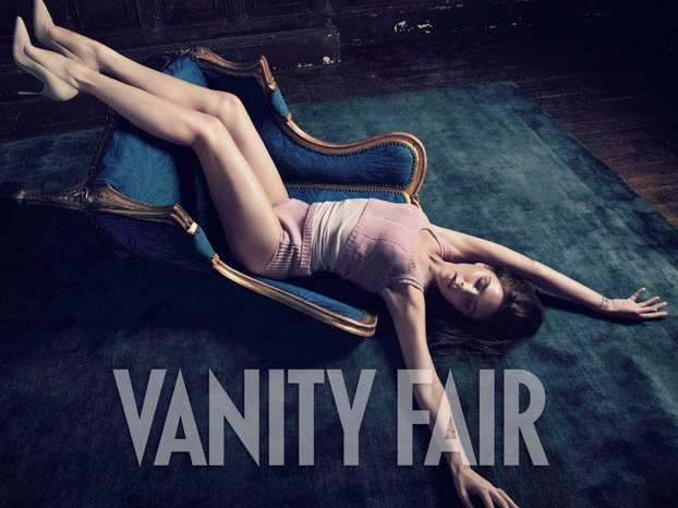 victoria beckham vanity fair3 Victoria Beckham Lands Two Vanity Fair Covers