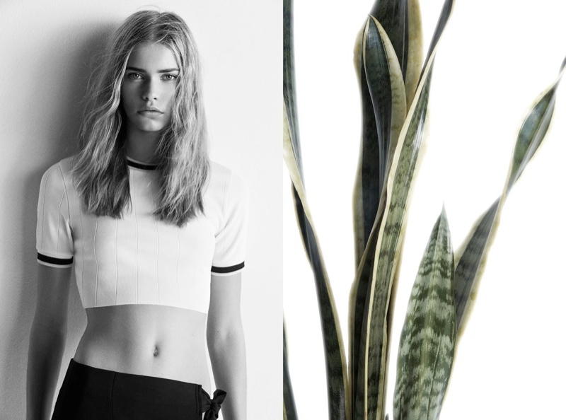 zara spring 2014 campaign1 Patrick Demarchelier Shoots Zara Spring/Summer 2014 Campaign