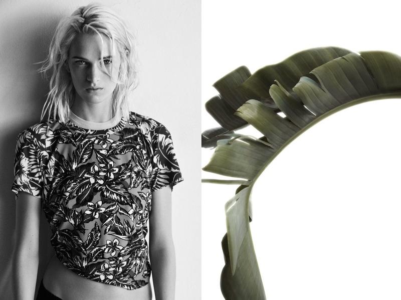 zara spring 2014 campaign3 Patrick Demarchelier Shoots Zara Spring/Summer 2014 Campaign
