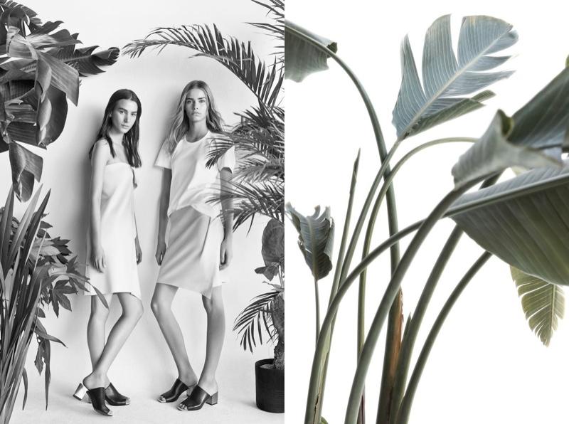 zara spring 2014 campaign7 Patrick Demarchelier Shoots Zara Spring/Summer 2014 Campaign