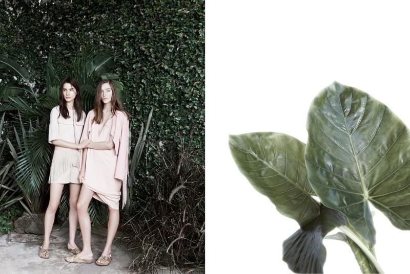 zara spring 2014 campaign9 Patrick Demarchelier Shoots Zara Spring/Summer 2014 Campaign