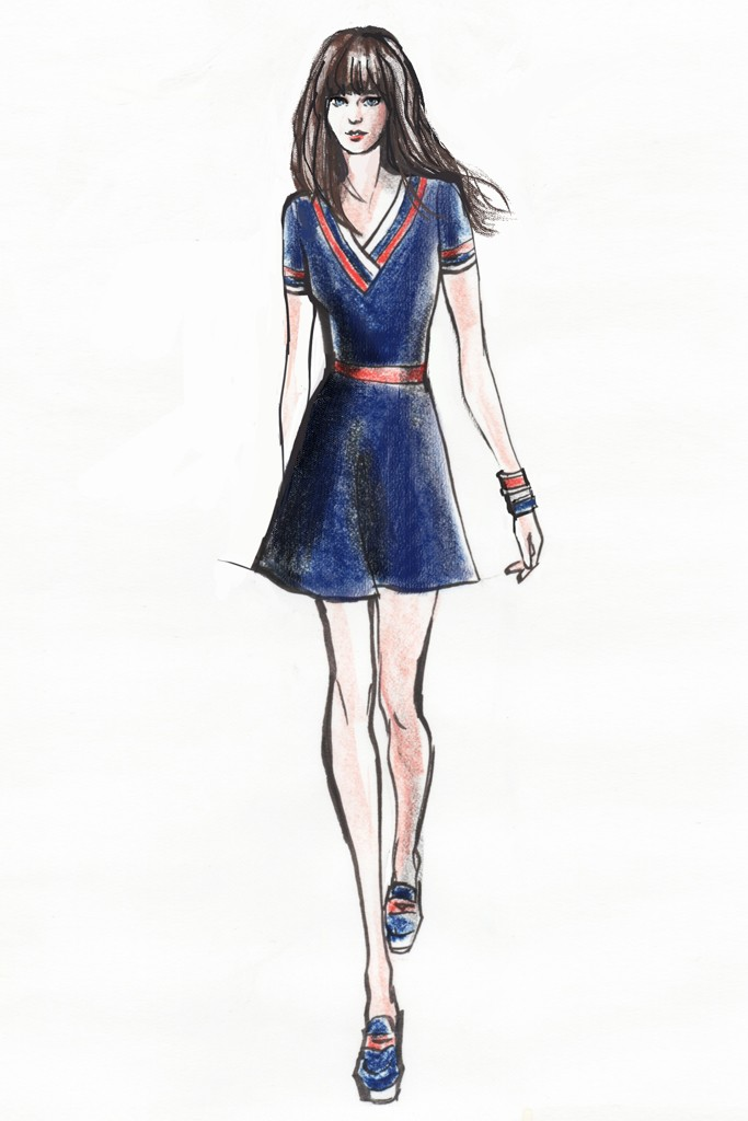 zooey deschanel tommy hilfiger6 Zooey Deschanel Collaborates with Tommy Hilfiger on To Tommy