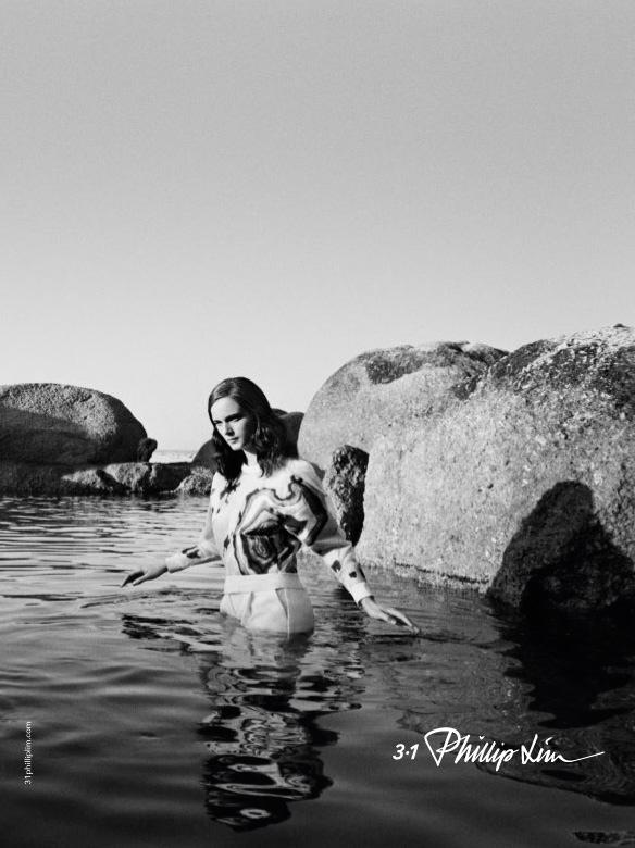 31 phillip lim spring 2014 campaign2 Anna de Rijk Stars in 3.1 Phillip Lim Spring/Summer 2014 Campaign