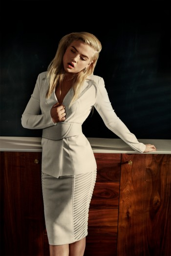 """Twisted"" Star Maddie Hasson Gets Sultry for Brian Higbee in Interview"