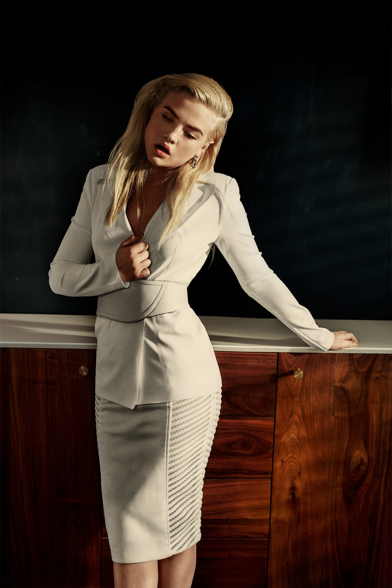 Maddie Hasson3 Twisted Star Maddie Hasson Gets Sultry for Brian Higbee in Interview
