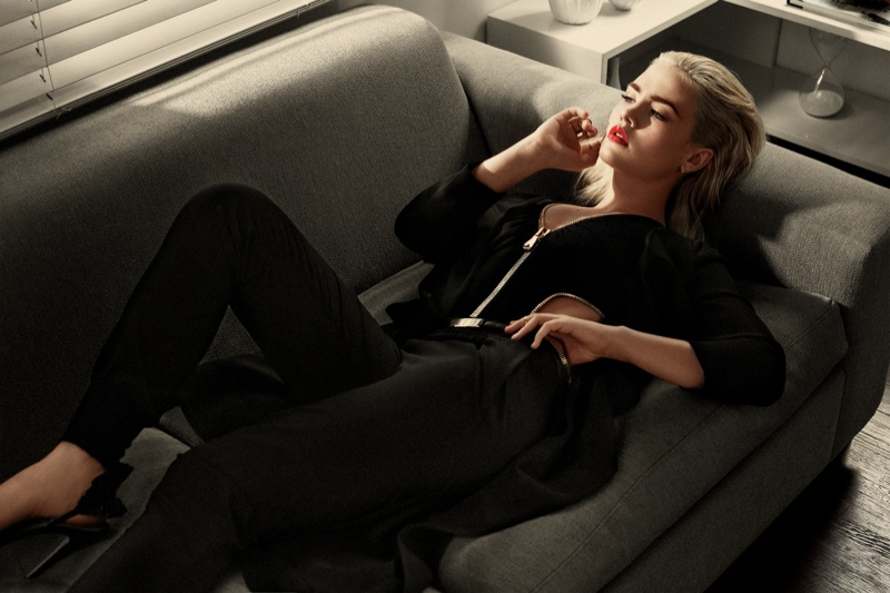 """""""Twisted"""" Star Maddie Hasson Gets Sultry for Brian Higbee in Interview"""