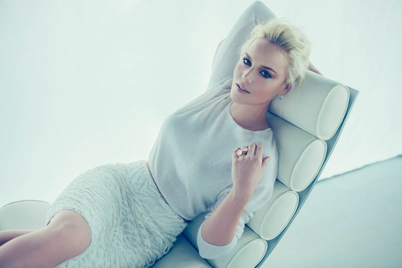Abbie Cornish Stuns for Lifestyle Mirror Shoot by Frankie Batista