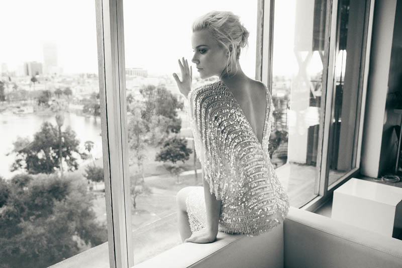 abbie cornish6 Abbie Cornish Stuns for Lifestyle Mirror Shoot by Frankie Batista