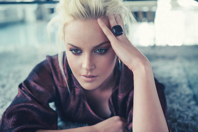 abbie cornish8 Abbie Cornish Stuns for Lifestyle Mirror Shoot by Frankie Batista