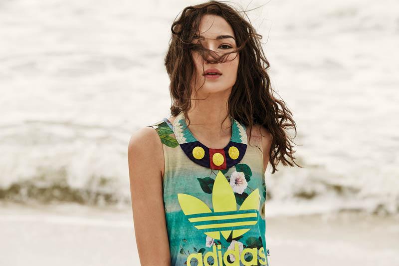 adidas Originals Collaborates with The Farm Company Brazil