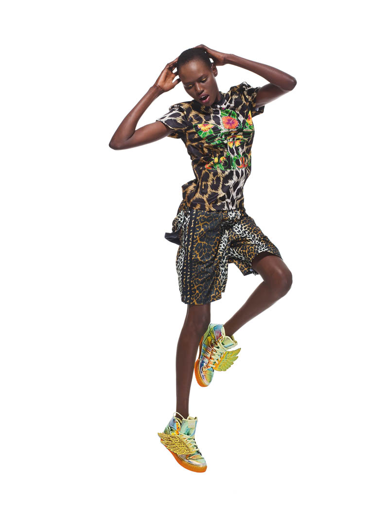 adidas originals jeremy scott9 adidas Originals by Jeremy Scott Celebrates 10 Years with Spring Collection