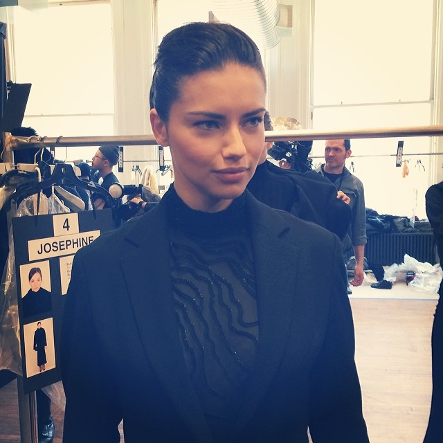 adriana wu Instagram Photos of the Week | Anne V, Naomi Campell, Magdalena Frackowiak+ More Models