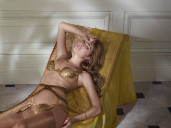 Agent Provocateur Embraces Showgirl Glamour for 'Soirée' Line