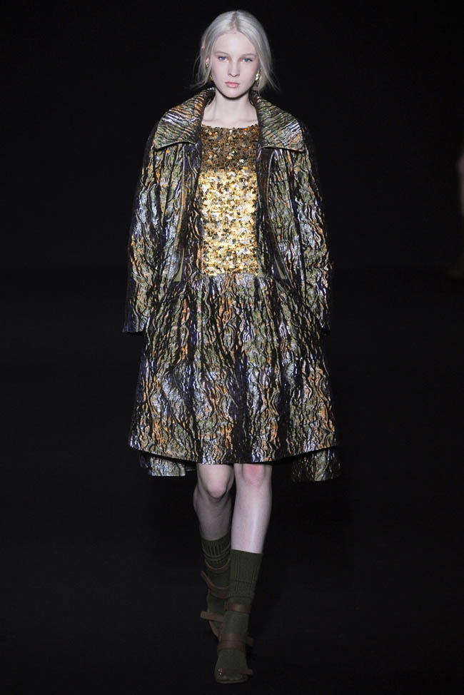 alberta ferretti fall winter 2014 show5 Alberta Ferretti Fall/Winter 2014 | Milan Fashion Week
