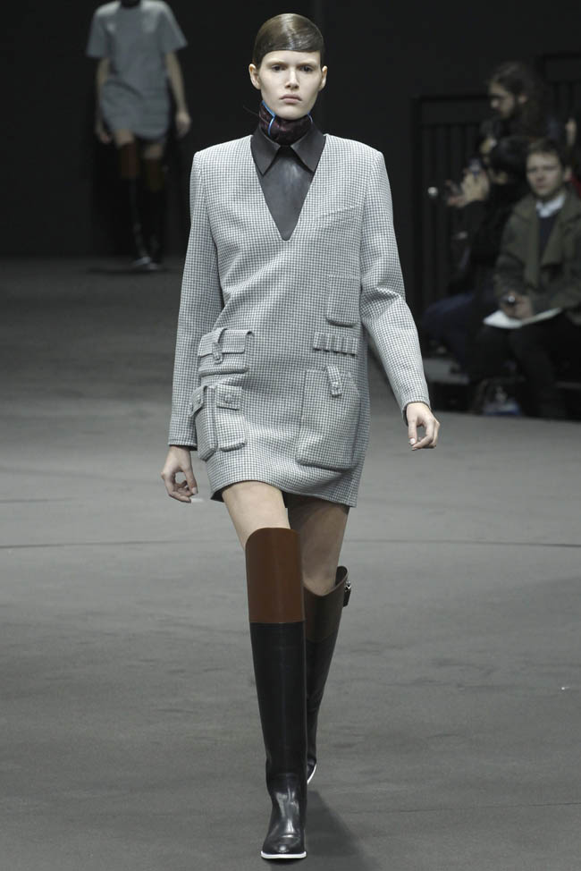 alexander wang fall winter 2014 show1 Alexander Wang Fall/Winter 2014 | New York Fashion Week