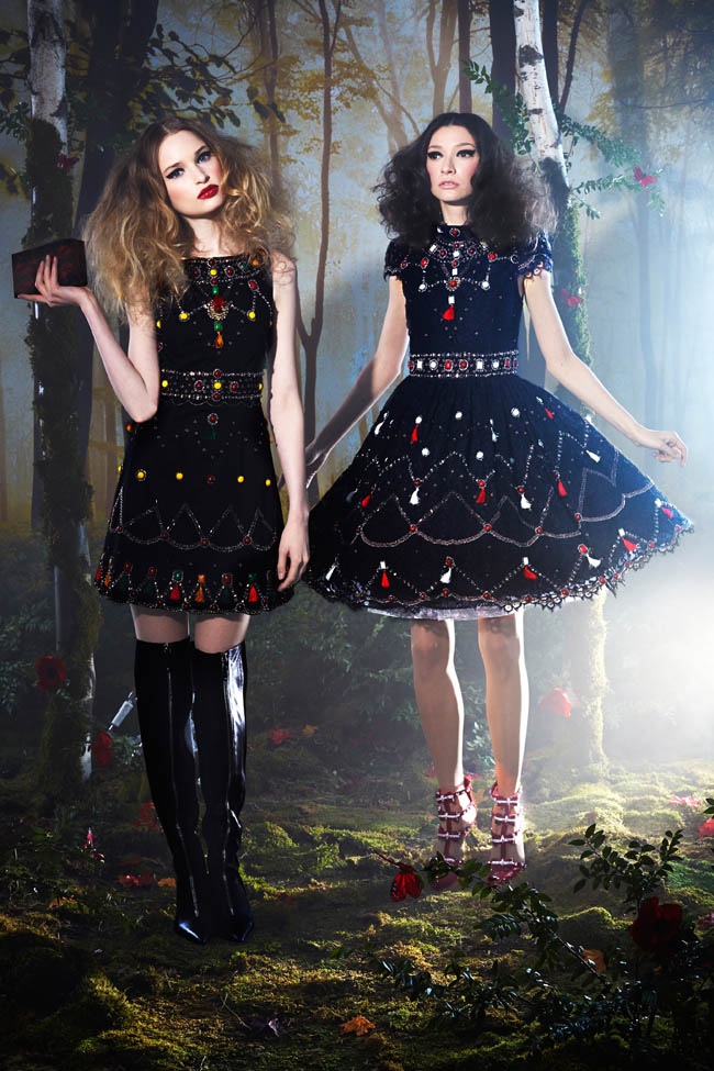 alice olivia fall winter 2014 1 Alice + Olivia Fall/Winter 2014 Collection