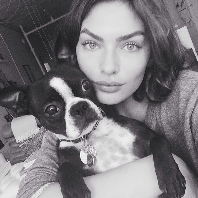 alyssa dog Instagram Photos of the Week | Irina Shayk, Chrissy Teigen + More Models