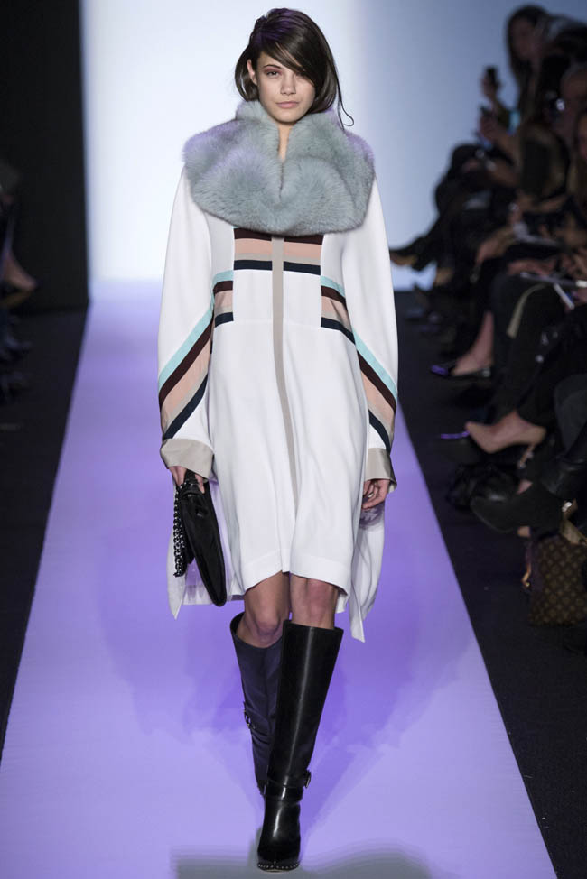 bcbg max azria fall winter 2014 show1 BCBG Max Azria Fall/Winter 2014 | New York Fashion Week