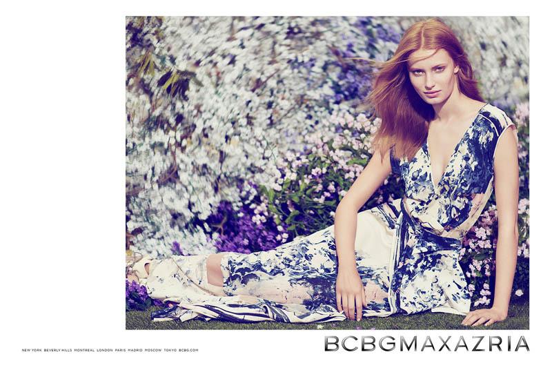 bcbg max azria spring 2014 campaign4 See BCBG Max Azrias Dreamy Spring/Summer 2014 Campaign