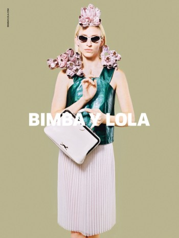 Bimba Y Lola Gets Aquatic for Spring/Summer 2014 Campaign