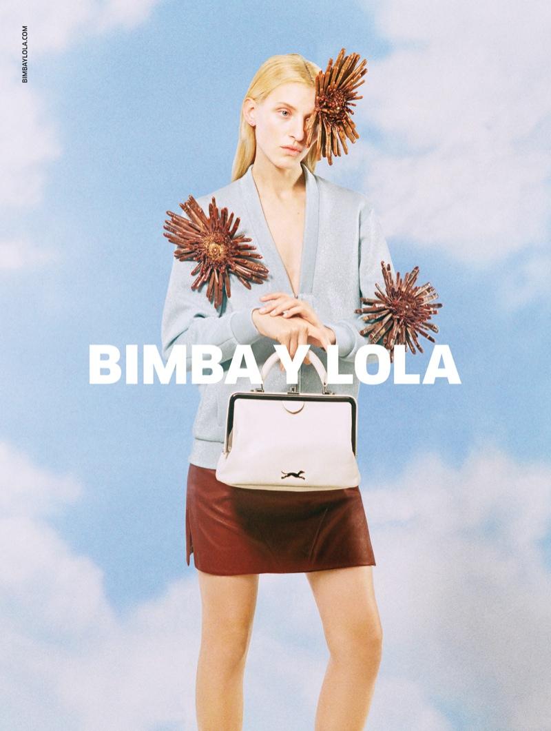 bimba y lola spring 2014 campaign2 Bimba Y Lola Gets Aquatic for Spring/Summer 2014 Campaign