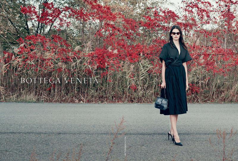 bottega veneta spring 2014 campaign2 Amanda Murphy Lands Bottega Venetas Spring/Summer 2014 Campaign