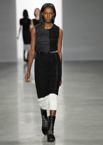 Calvin Klein Collection Fall/Winter 2014   New York Fashion Week