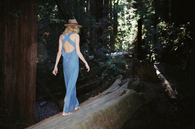 Cora Keegan Models for CAMP Spring 2014 Collection