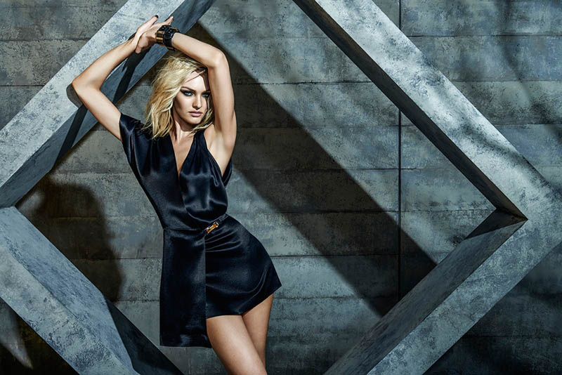 Candice Swanepoel is Hot (as Usual) in FORUM's Winter 2014 Campaign