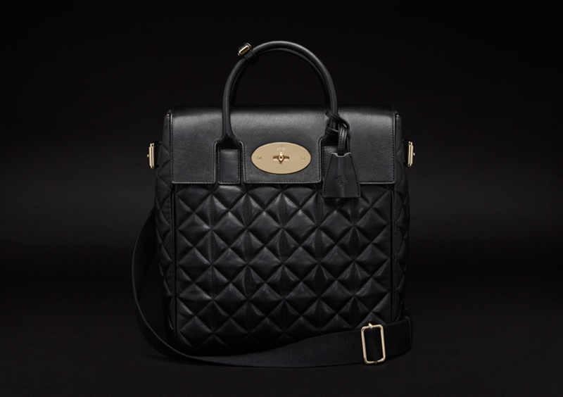 cara delevingne mulberry bag8 Cara Delevingne Teams Up with Mulberry for Bag Collection
