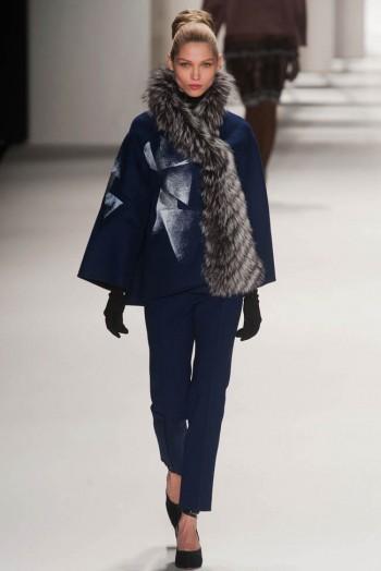 Carolina Herrera Fall/Winter 2014 | New York Fashion Week