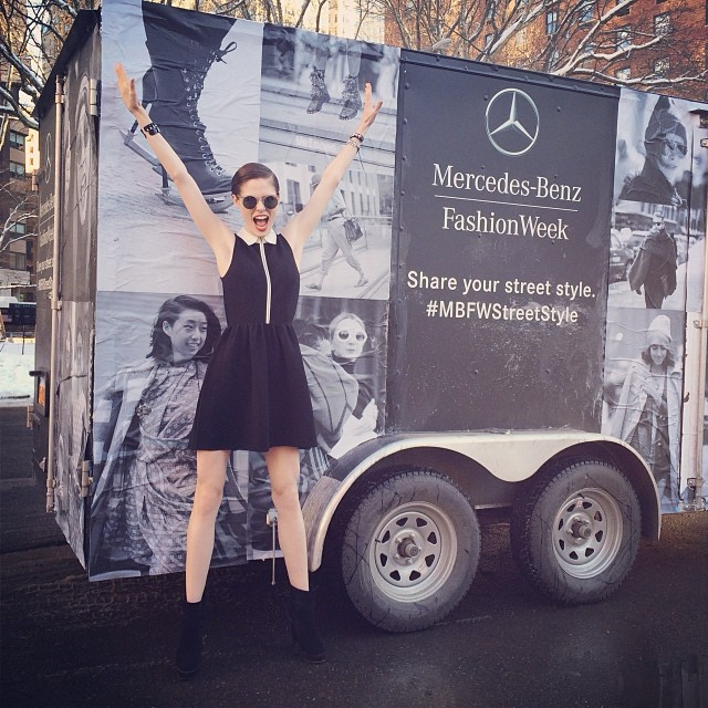 coco mbfw Instagram Photos of the Week | Irina Shayk, Chrissy Teigen + More Models