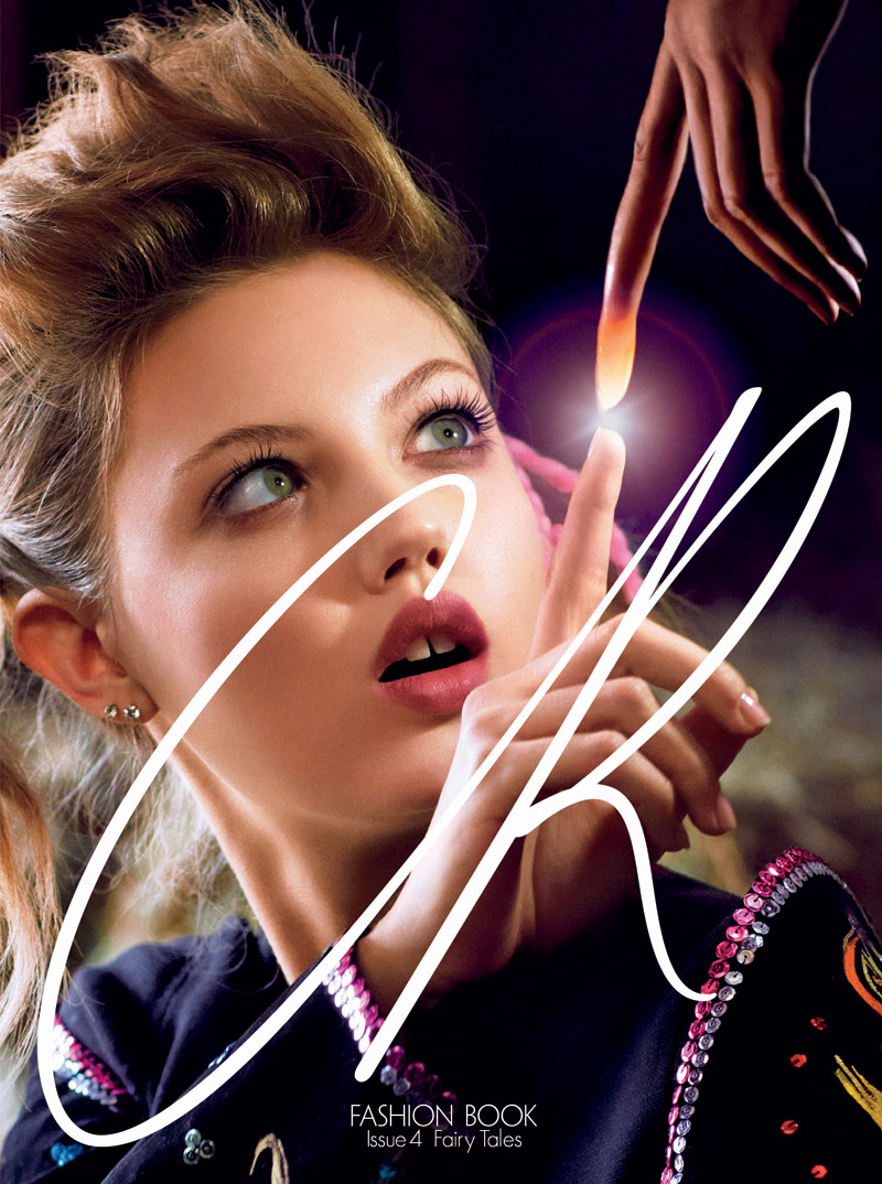 cr fashion book cover1 Lindsey Wixson + Gigi Hadid Cover CR Fashion Book #4