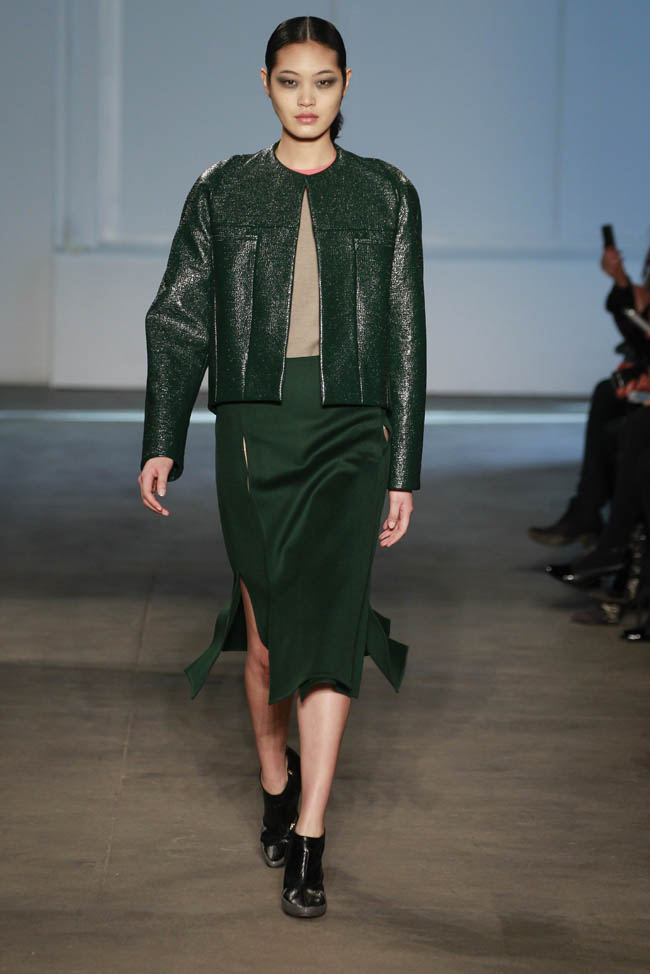 derek lam fall winter 2014 show20 Derek Lam Fall/Winter 2014 | New York Fashion Week