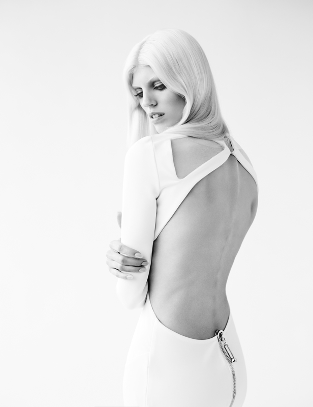 devon windsor3 Devon Windsor Gets Ethereal for Numéro #151 by Billy Kidd