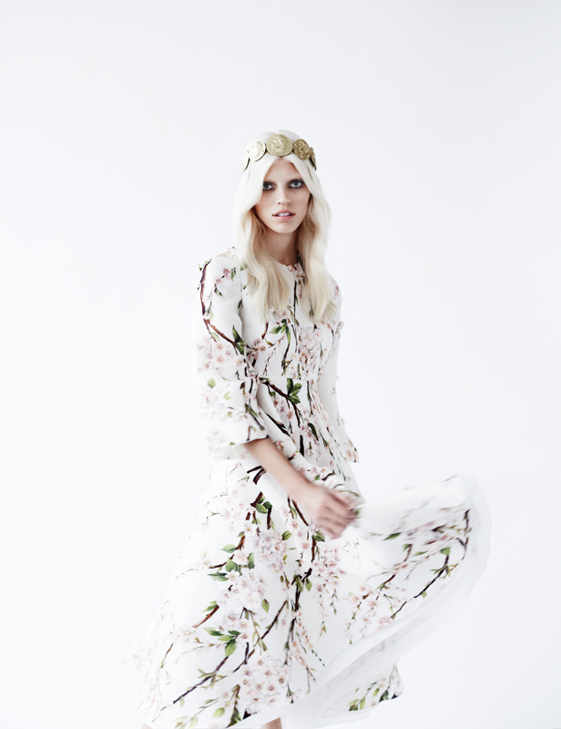 devon windsor6 Devon Windsor Gets Ethereal for Numéro #151 by Billy Kidd