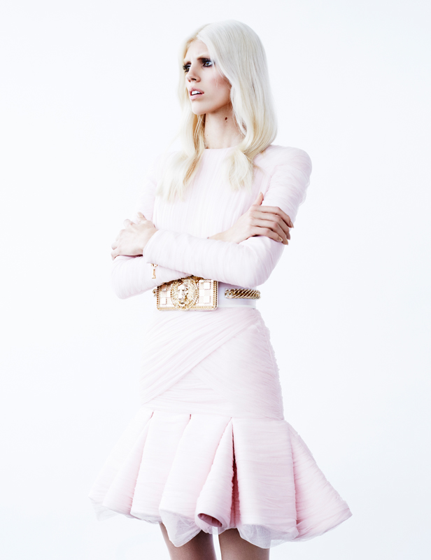 devon windsor8 Devon Windsor Gets Ethereal for Numéro #151 by Billy Kidd
