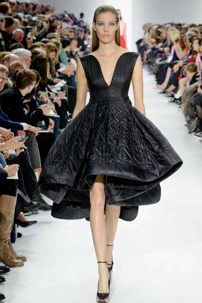 dior fall winter 2014 show39 Dior Fall/Winter 2014 | Paris Fashion Week