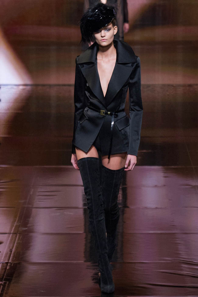 donna karan fall winter 2014 show1 Donna Karan Fall/Winter 2014 | New York Fashion Week
