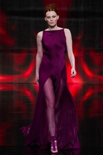 Donna Karan Fall/Winter 2014   New York Fashion Week