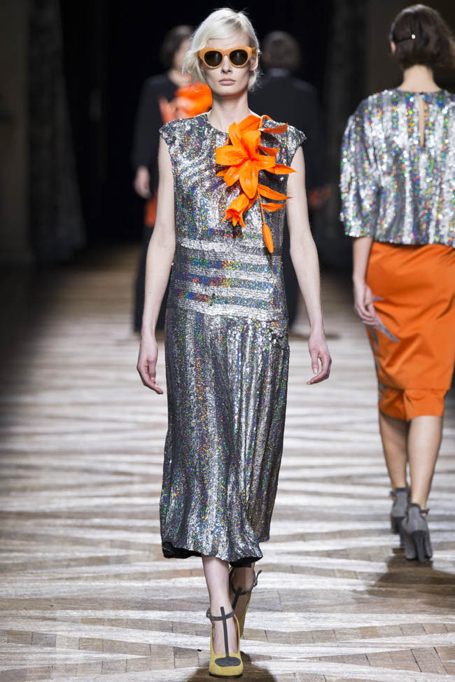 dries van noten fall winter 201453 Dries Van Noten Fall/Winter 2014 | Paris Fashion Week