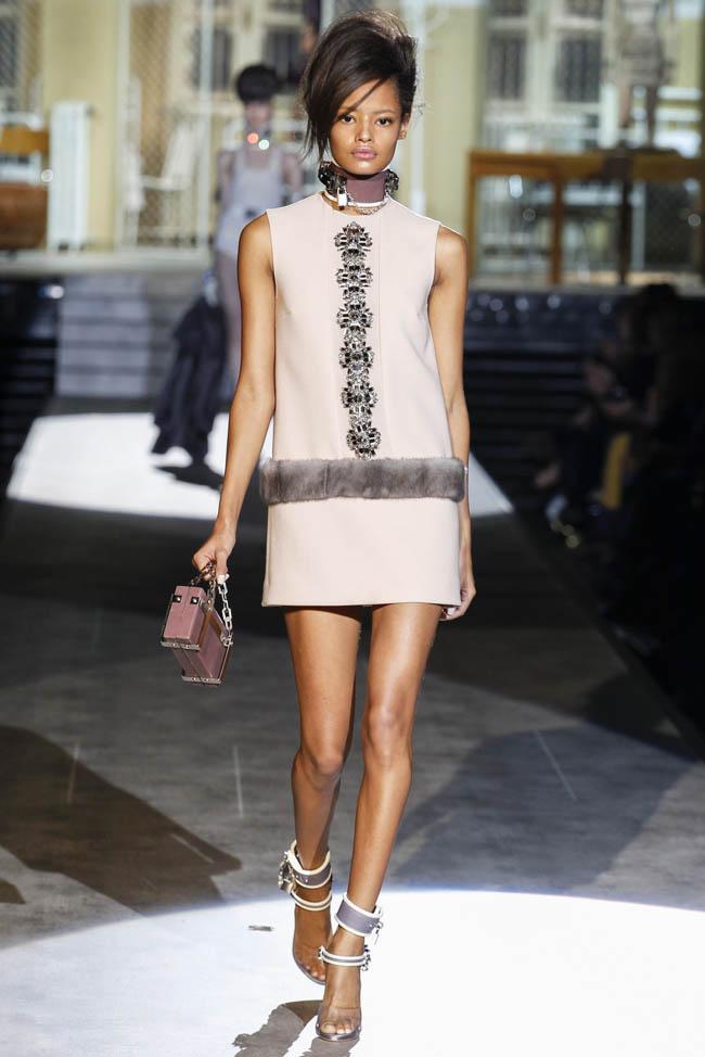 DSquared2 Fall/Winter 2014 | Milan Fashion Week